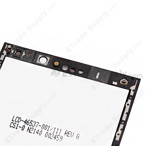 Repair Part Nobrand MMLJUS for LCD Screen and Digitizer Full Assembly for Leagoo z10 Color : Black Black