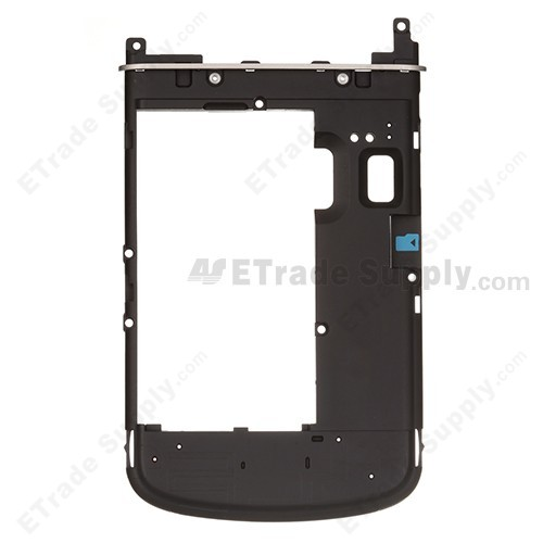 For BlackBerry Q10 Rear Housing Replacement - Grade S+