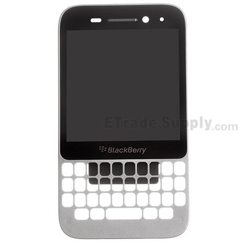how to open blackberry q5 password