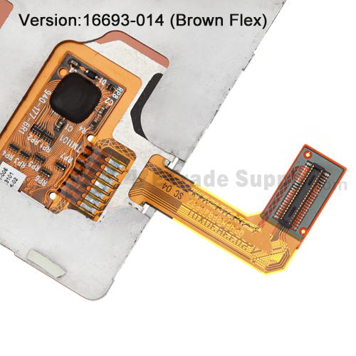 ... For BlackBerry Storm 9530 LCD Screen and Digitizer Assembly Replacement  (LCD-16693-014