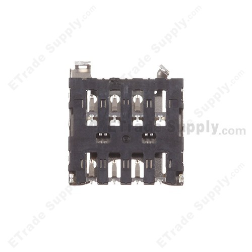 XIAOMIN 10 PCS Card Reader for BlackBerry Z10 Q10 Replacement