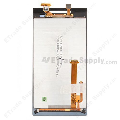 The Back Part of the HTC 8S Screen Assembly with Navigator Flex Cable Ribbon