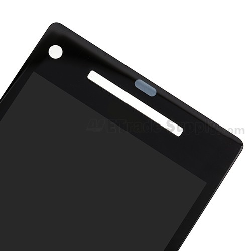 The Top Part of HTC 8X LCD Screen and Digitizer Assembly