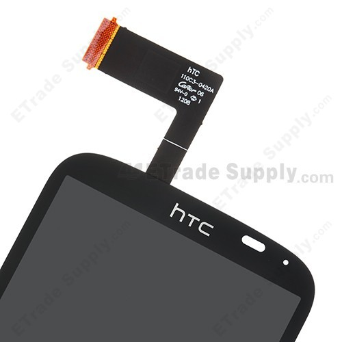 OEM HTC Desire X LCD Screen and Digitizer Assembly with Light Guide