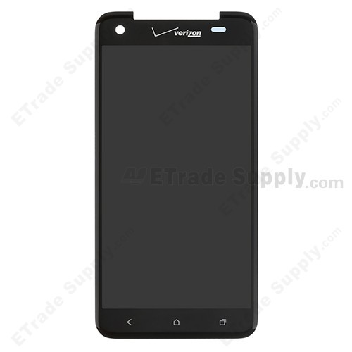 0ed83f4ad3c0b HTC Droid DNA LCD Screen and Digitizer Assembly with Light Guide - ETrade  Supply