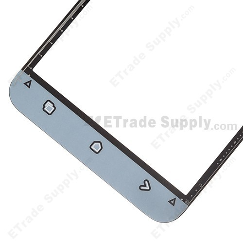 OEM HTC Droid Incredible X, Droid DNA Digitizer Touch Screen