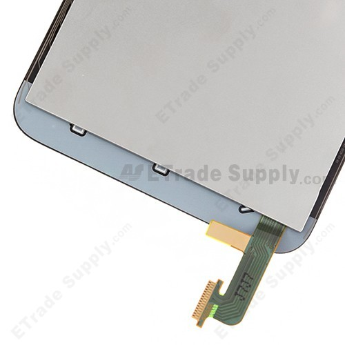 The Bottom Part of HTC Droid Incredible, Droid DNA Replacement  LCD Screen and Digitizer Assembly