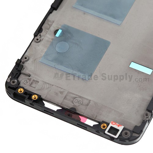 HTC EVO 4G LTE Front Housing Rear Side Bottom Part