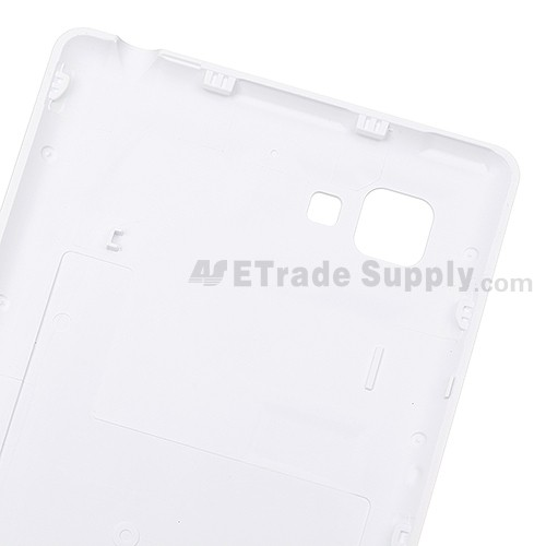 LG Optimus 4X HD P880 Battery Door Back Side Upper Part
