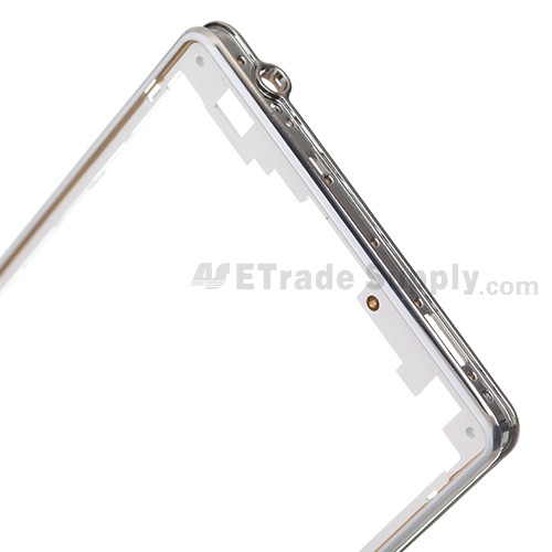The Top Part of LG Optimus 4X HD P880 Front Housing