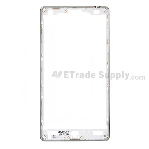 The Back Part of LG Optimus 4X HD P880 Front Housing