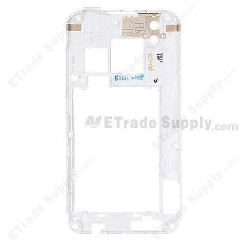 The Back Part of LG Optimus Black P970 replacement rear housing