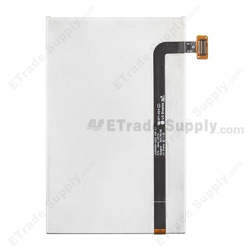 The Back Part of LG Optimus Elite VM696 LCD Screen