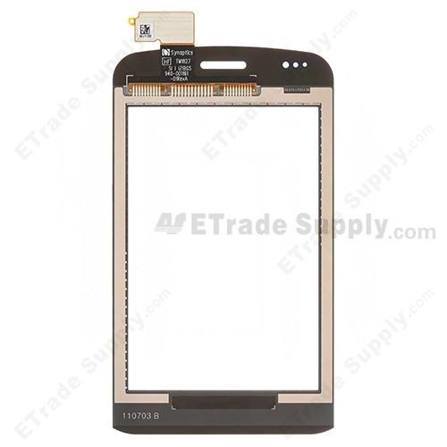 The Back Part of LG Optimus Slider VM701 Digitizer Replacement