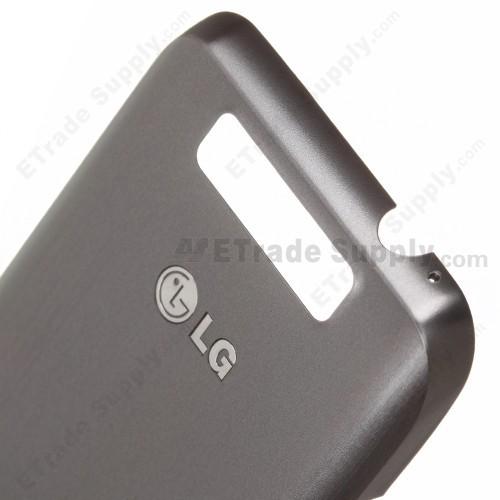 OEM LG Viper 4G LTE LS840 Battery Door (NFC Version)
