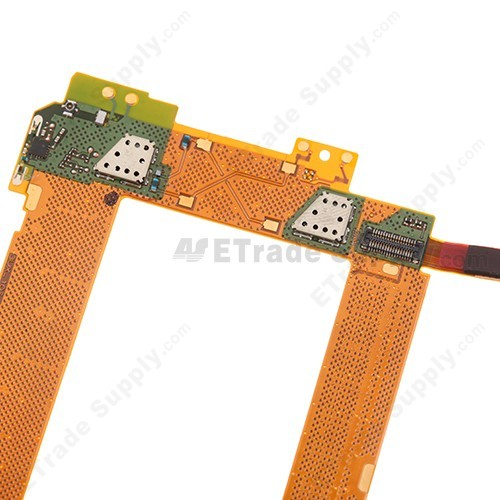 Nokia Lumia 920 Motherboard Flex Cable Ribbon Rear Side Upper Part