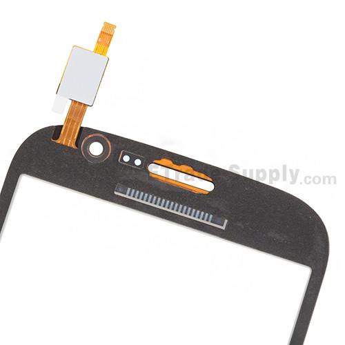 Samsung Galaxy Grand Duos I9082 Digitizer Touch Screen Rear Side Upper Part