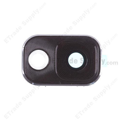 detailed look 2cf8b c503e For Samsung Galaxy Note 3 Series Camera Lens and Bezel Replacement - Black  - Grade S+