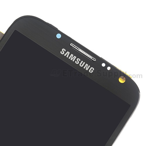 Samsung Galaxy Note II N7100 LCD Screen and Digitizer Assembly with Front Housing Upper Part