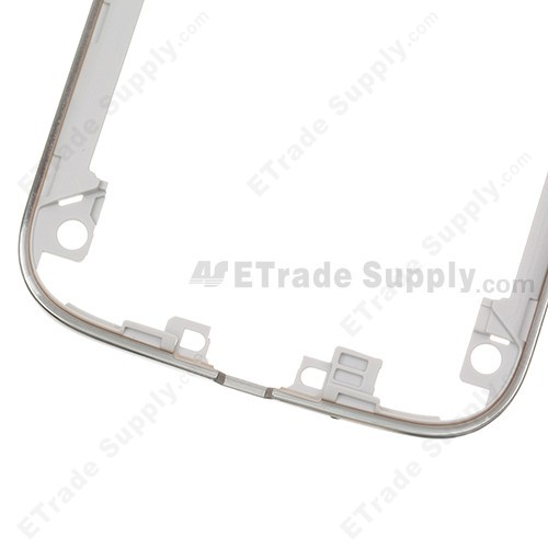 OEM Samsung Galaxy S4 GT-I9500 Rear Housing