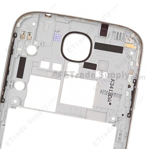 OEM Samsung Galaxy S4 GT-I9505 Rear Housing