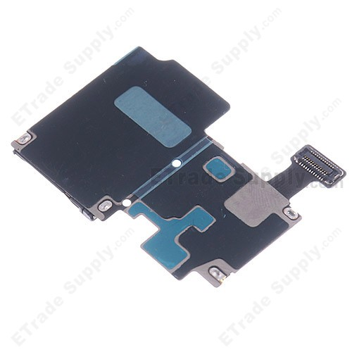 For Samsung Galaxy S4 GT-I9505 SIM Card and SD Card Reader Contact  Replacement - Grade S+