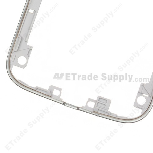 OEM Samsung Galaxy S4 SCH-I545 Rear Housing