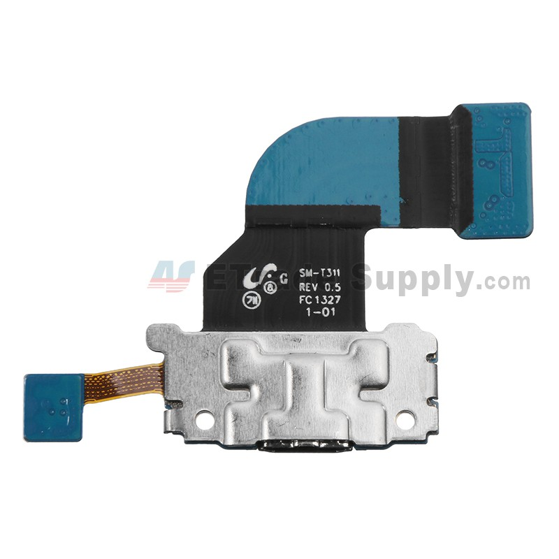 Samsung Galaxy Tab 3 8 0 Sm T311 Charging Port Flex Cable Ribbon Etrade Supply