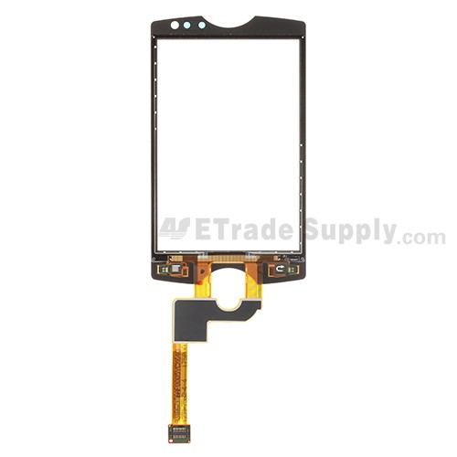 The Back Part of Sony Ericsson Xperia mini ST15i Digitizer Touch Screen