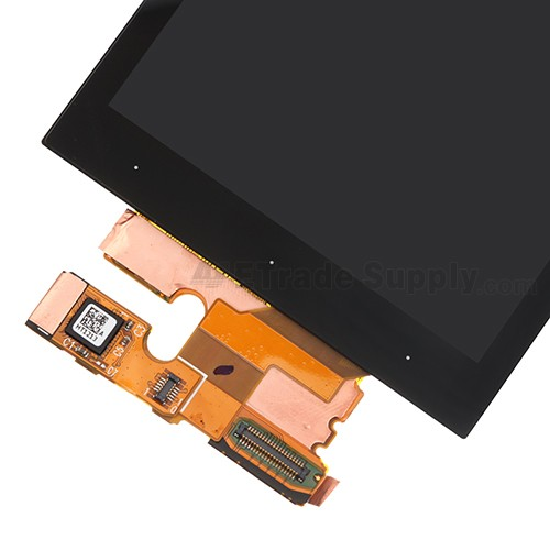 For Sony Xperia S LT26i LCD Screen and Digitizer Assembly Replacement -  Grade S+