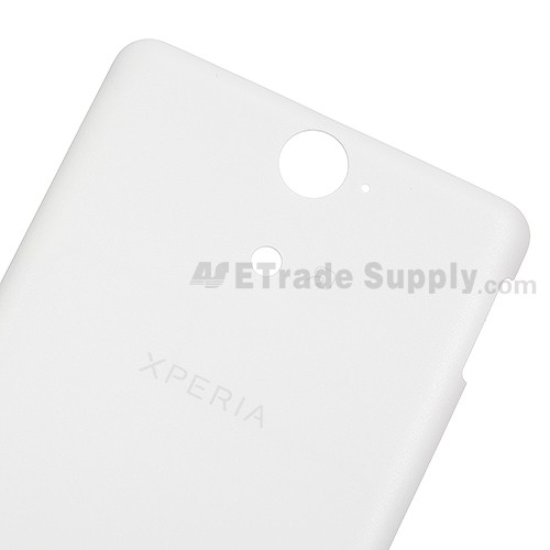 The Top Part of Sony Xperia V LT25i Battery Door