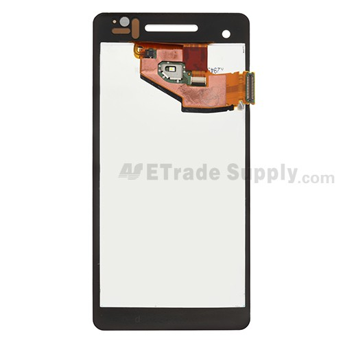 The Back Part of Sony Xperia V LT25i LCD Screen and Digitizer Assembly