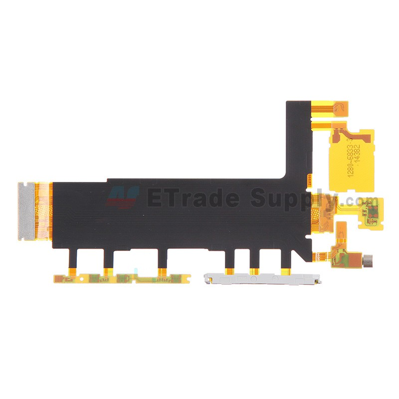 For Sony Xperia Z3 Motherboard Flex Cable Ribbon Replacement - Grade S+