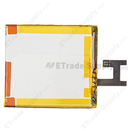 Sony Xperia Z L36h Battery Rear Side