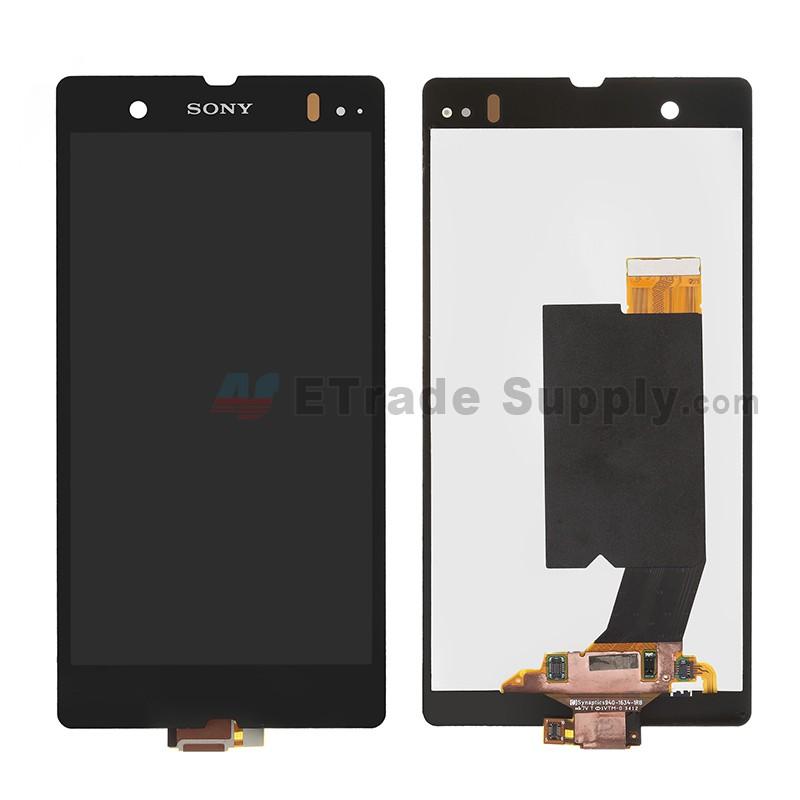 L36h LIYUNSHU LCD Backlight Plate for Sony Xperia Z