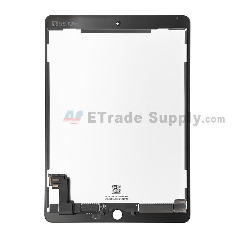 Black Original Quality Glass Digitizer Screen for iPad 2