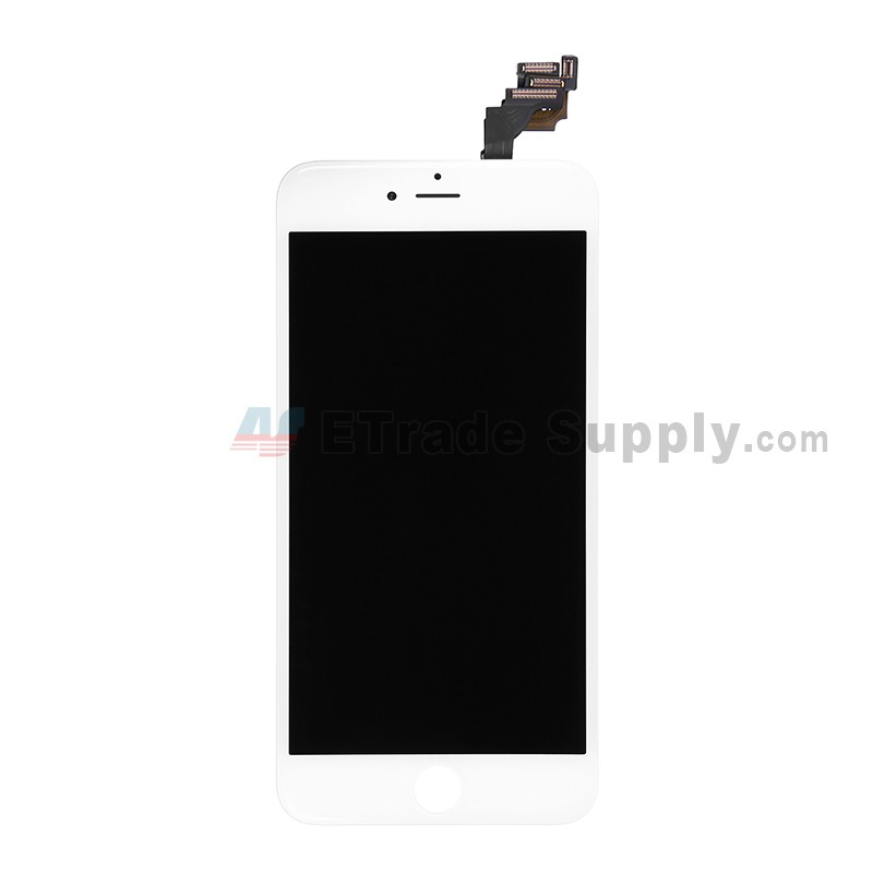CDMA /& GSM Digitizer /& Frame Assembly for Apple iPhone 6 Plus Black Tri Pri Suction Cup LCD Cross Pry Tools /& Glue Card Grade A