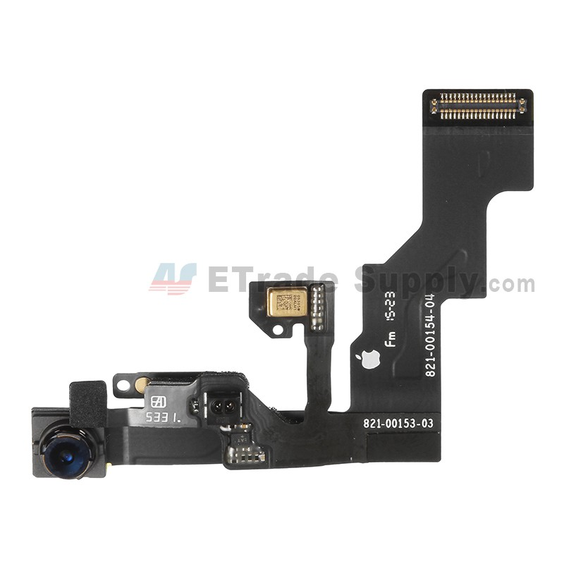 apple iphone 6s plus sensor flex cable ribbon with front camera etrade supply. Black Bedroom Furniture Sets. Home Design Ideas