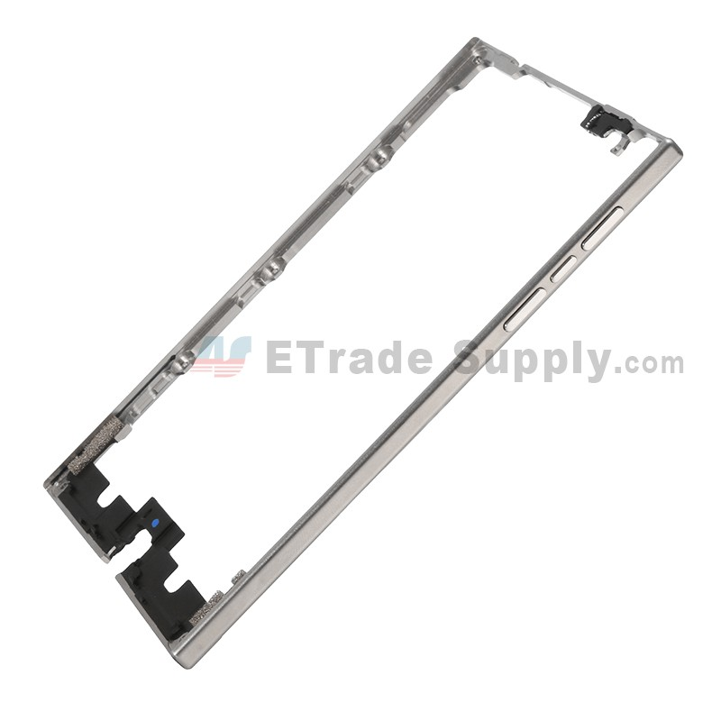 BlackBerry Passport Middle Frame Silver - ETrade Supply