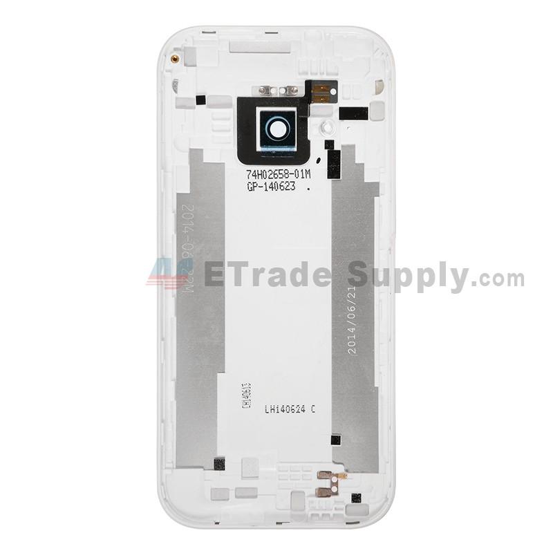 HTC One mini 2 - 16GB - Glacial Silver (Ohne Simlock ... |Htc One Mini 2 Silver