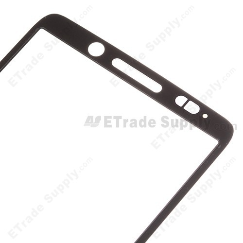 Replacement Part for Motorola Droid Mini Digitizer Touch Screen - Black