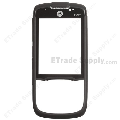 Motorola ES400 Digitizer Touch Screen with Front Housing - Black ...