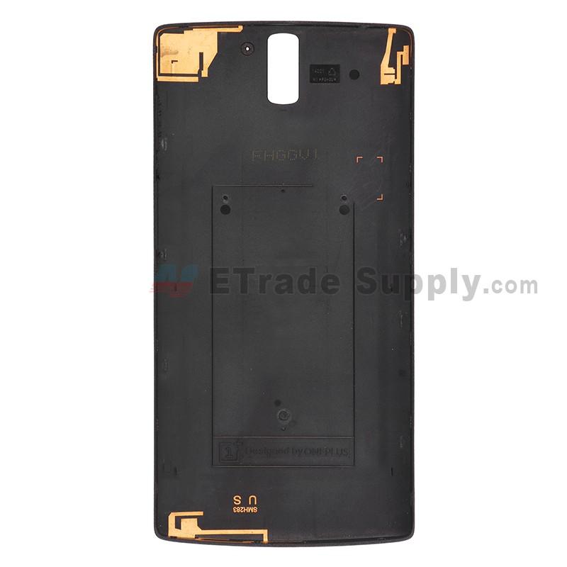 OnePlus One Battery Door Sandstone Black