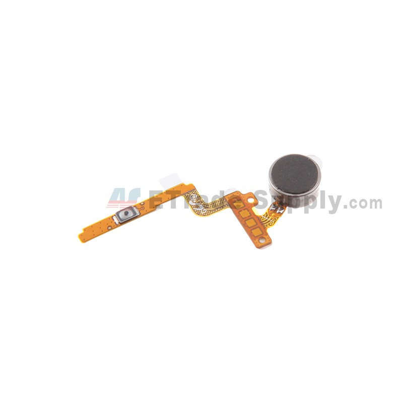 Power Button Flex Cable Vibrator Motor for Samsung Galaxy Note 4 N910