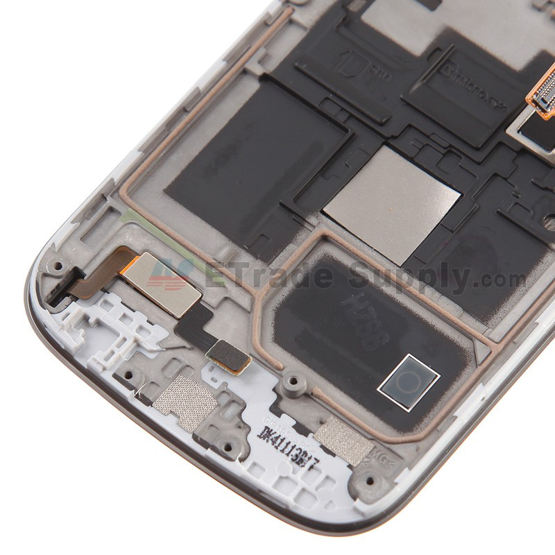 Samsung Galaxy S4 Mini Duos GT-I9192 LCD Assembly with Front Frame ...