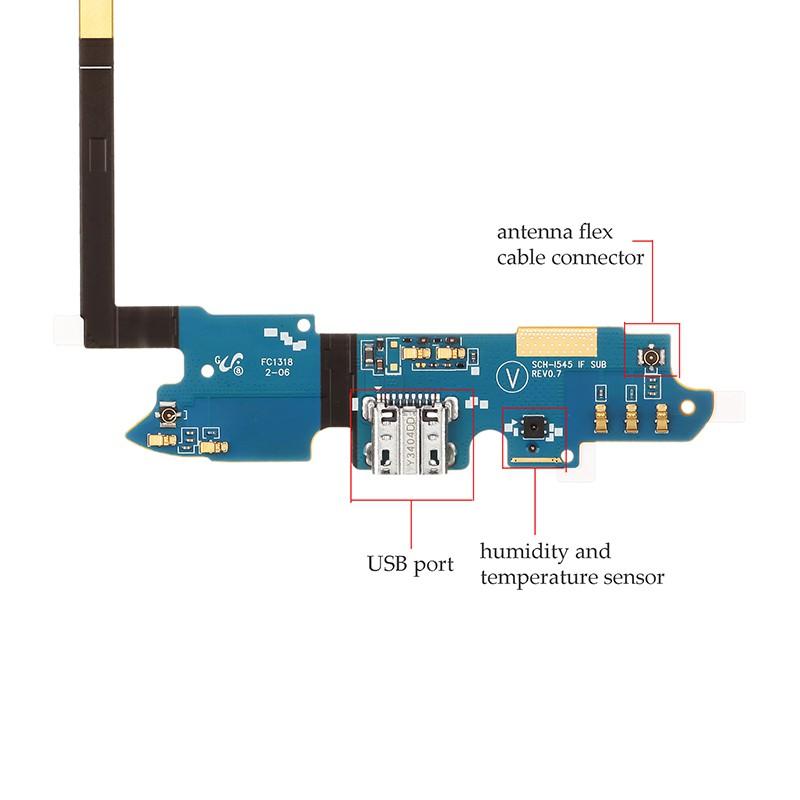 oem samsung galaxy s4 sch i545 charging port flex cable ribbon  for samsung galaxy s4 sch i545 charging port flex cable ribbon replacement grade s