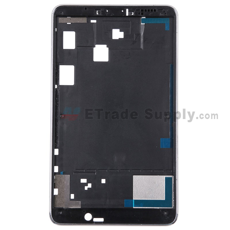 buy popular 4d3d6 b61b0 For Samsung Galaxy Tab 3 Lite 7.0 SM-T111 Front Housing Replacement - Grade  S+