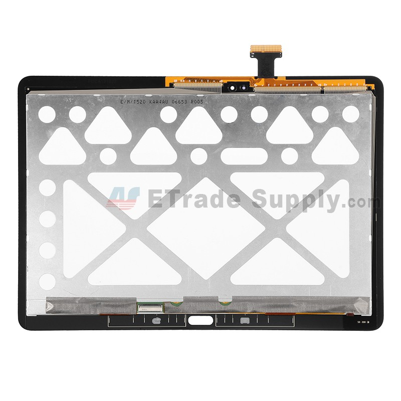 samsung galaxy tab pro 10 1 sm t520 lcd and digitizer assembly black etrade supply. Black Bedroom Furniture Sets. Home Design Ideas