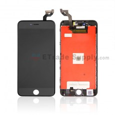 For Apple iPhone 6S Plus LCD Screen and Digitizer Assembly with Frame Replacement - Black - Grade S (14)