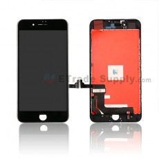 For Apple iPhone 7 Plus LCD Screen and Digitizer Assembly with Frame Replacement - Black - Grade R (7)